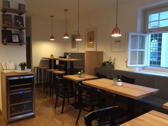Catering, Biergarten, Café, Wine bar DIE KÜCHE, Passau ...